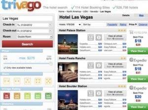 Trivago Hotels Usa