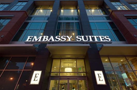 Embassy Packages Hotel Denver Aurora