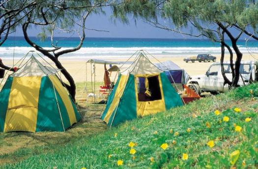 Island Camping in Andaman Nicobar Islands