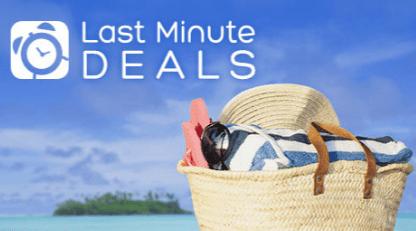 Last Minute Hotel Deals