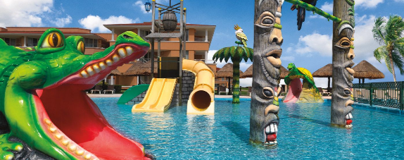 All Inclusive Kid Friendly Resorts in Florida with Water Slides