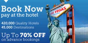 Book Now Pay Later Hotel Sites