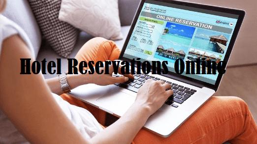 Hotel Reservations Online