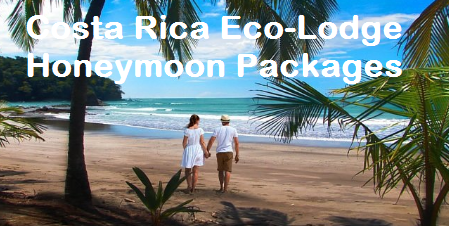 Costa Rica Eco-Lodge Honeymoon Packages