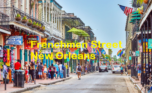 Frenchmen Street New Orleans