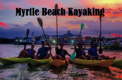 Myrtle Beach Kayaking
