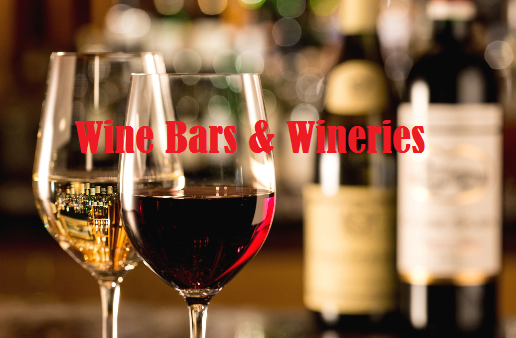 Wine Bars & Wineries