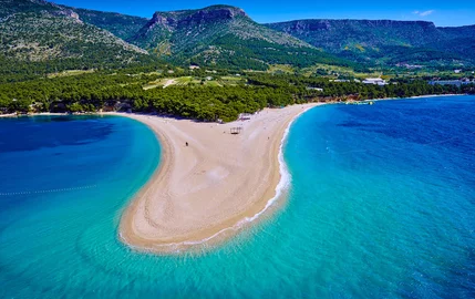 Beaches in Croatia‎