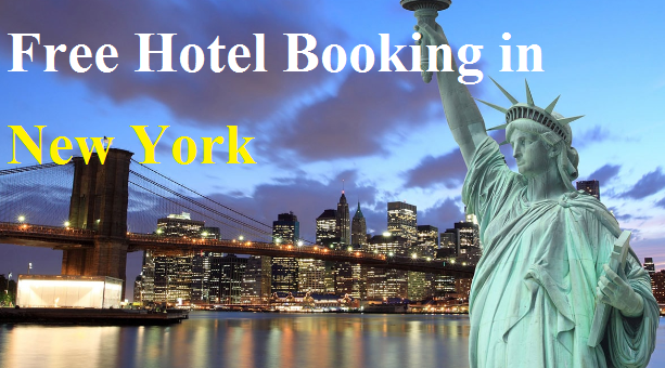 free hotel booking without credit card