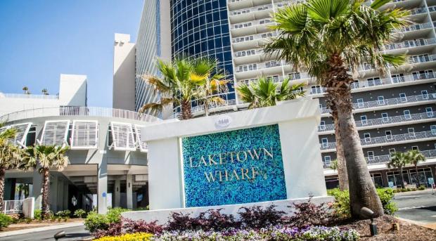 Laketown Wharf Resort Panama City Beach