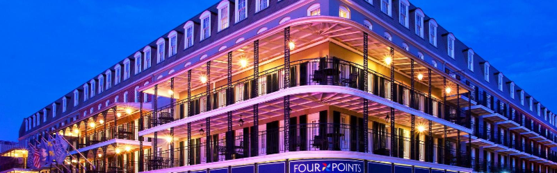Hotels in Four Points by Sheraton French Quarter