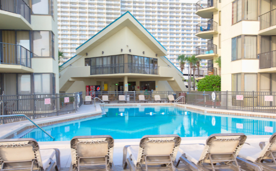 Hotels in Sunbird Panama City Beach