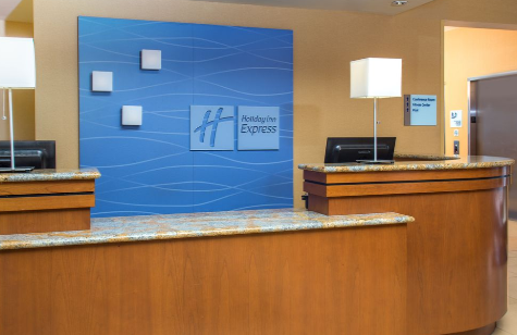 Hotels in Holiday Inn Express Hotel & Suites Virginia Beach Oceanfront