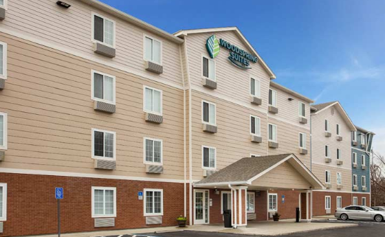 WoodSpring Suites and Value Place
