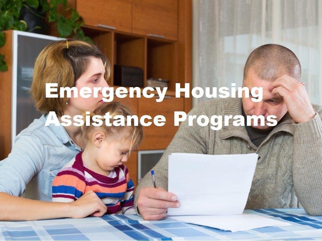 Emergency Housing Assistance Programs