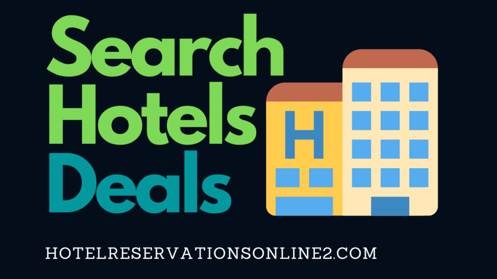 Search Hotels Deals