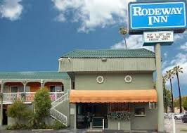 Rodeway Inn Hollywood a Cheap Motels in Los Angeles