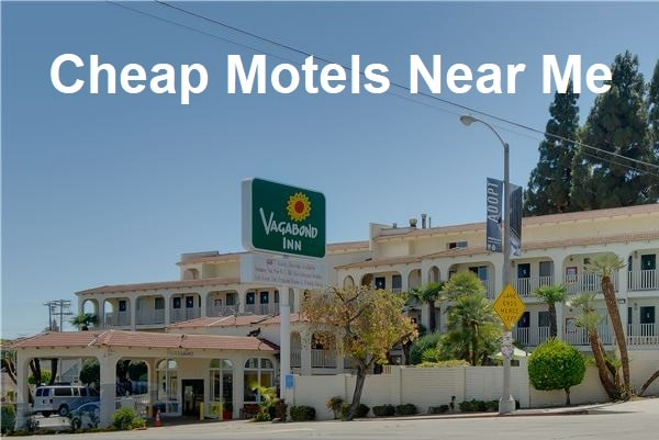 Cheap Motels Near Me in California
